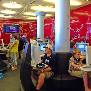 Интернет-кафе Домбаровского