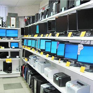 Компьютерные магазины Домбаровского