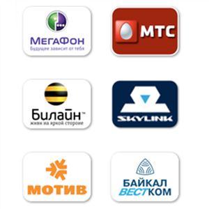 Операторы сотовой связи Домбаровского
