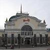 Железнодорожные вокзалы в Домбаровском