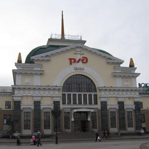 Железнодорожные вокзалы Домбаровского